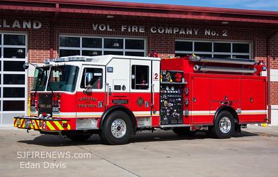 Vineland Fire Co. Sta. 2, (Cumberland County NJ), Engine 22