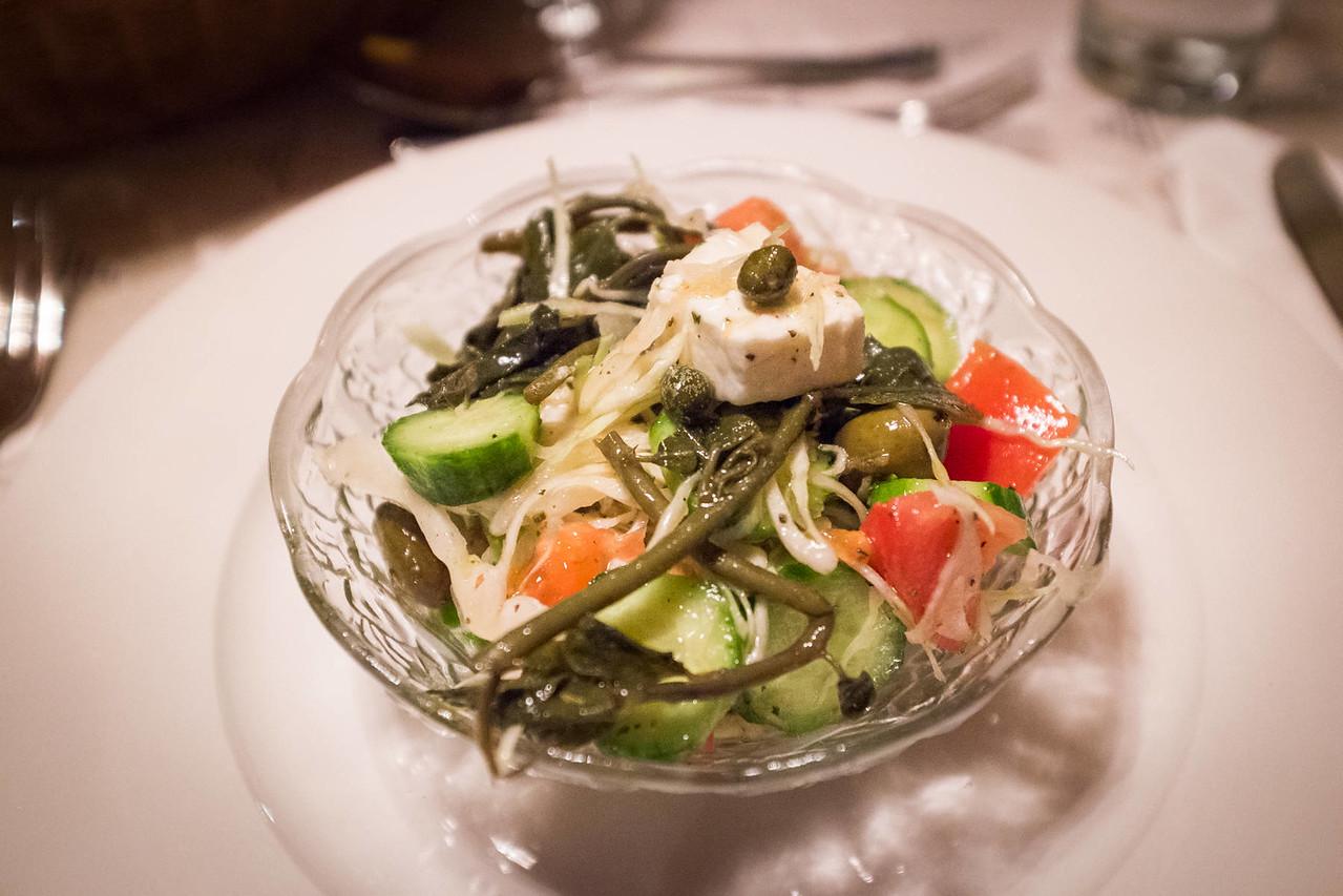 Cypriot salad | Vavla, Cyprus