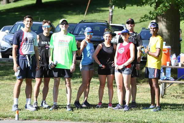 Long Run #8 - Ken Gar North 13 Miler