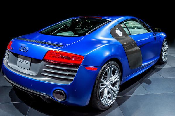 LA Auto Show 2013
