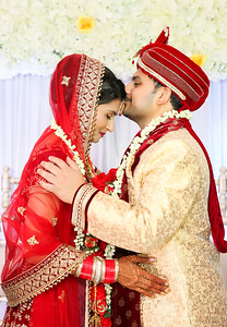 Wedding of Nikhil and Sonakshi