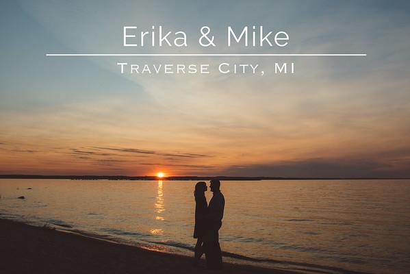 Erika & Mike