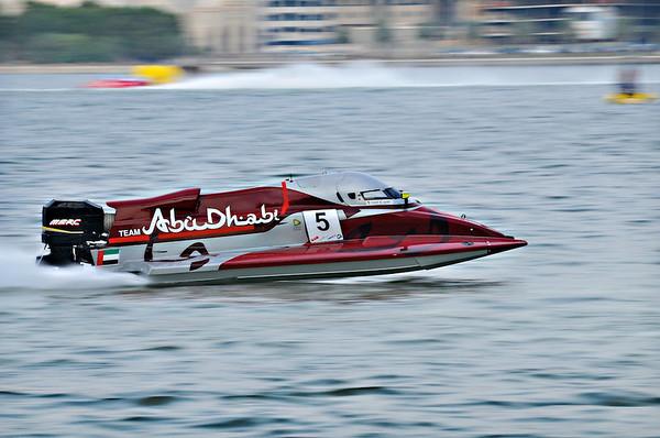 Sharjah Grand Prix 2009 - Powerboat