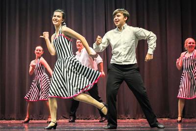 Dance Dance Dance - Swing
