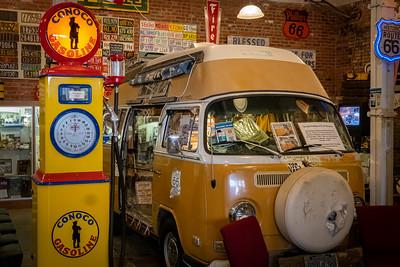 Bob Waldmire's 1972 Volkswagen Microbus