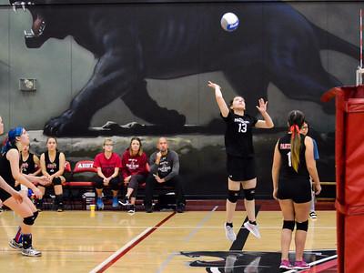 Sr. Girls Volleyball