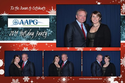 AAPG 2014 Holiday Party