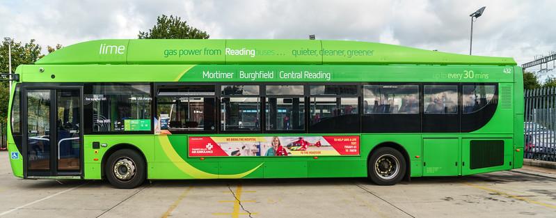 TVAA Bus Adverts
