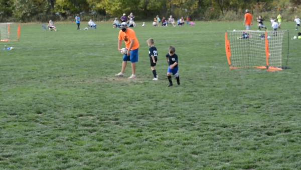 2020 1010 Carters Soccer Game
