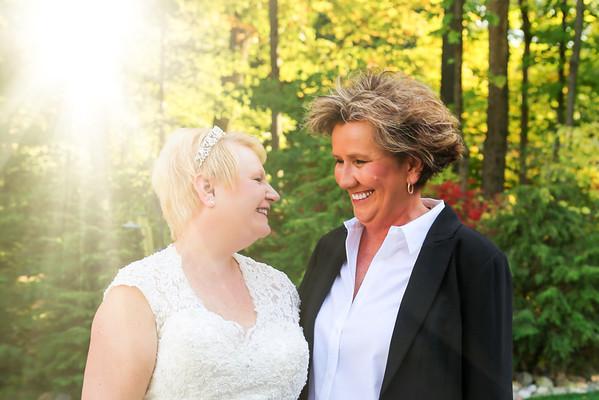 Ann + Terri = Married!