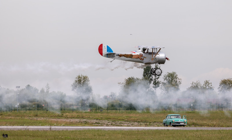 Nieuport 24 (replica)