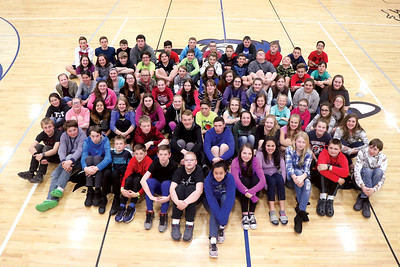 Junior High Group Photos