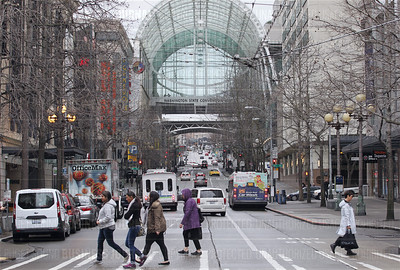 Seattle's next makeover:  Seattle's Pike Market to Melrose Market corridor between Pine Street and Pike Street