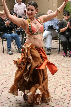 Mexitano Cultural Dancer