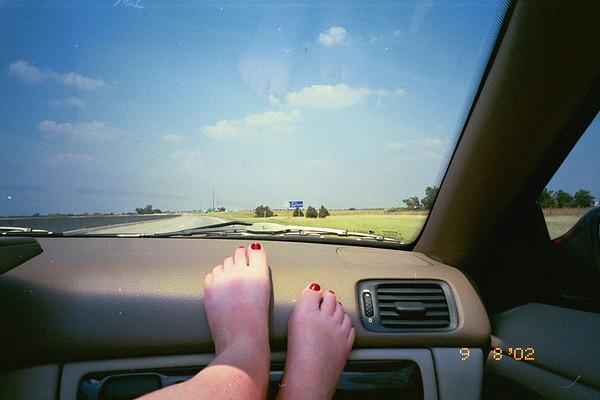 2002 Texas Road Trip