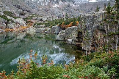 Glass Lake & Sky Pond