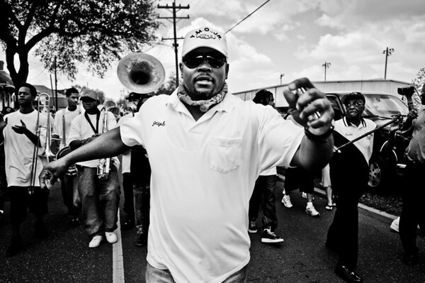 Portraits of New Orleans: Black & White