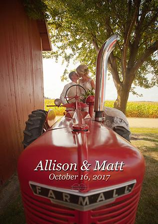 2017 Wedding Albums
