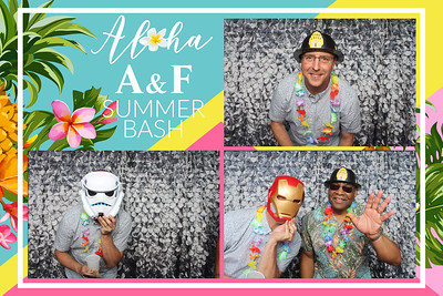 A & F Summer Bash - June 20, 2019