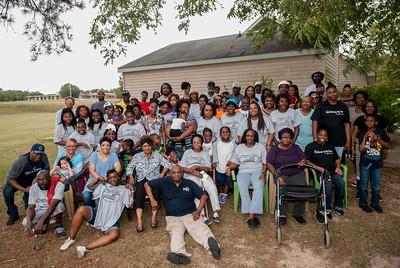 Ellison Fluellen Walton Family Reunion 2017