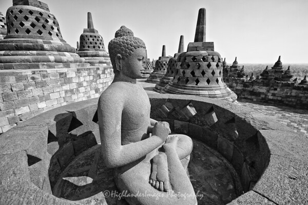 Indonesian Temple Series