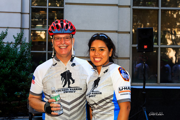 FDNY - Wounded Warriors Bike Ride