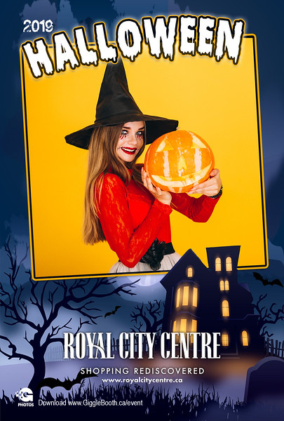 Royal City Centre Halloween 2019