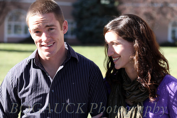 Tommy and Lauren Taylor