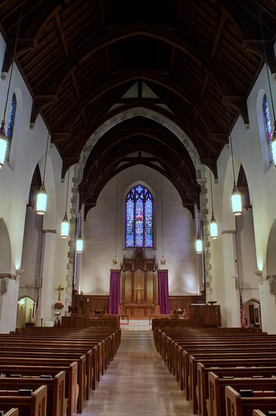 Christ Episcopal Church - Little Rock