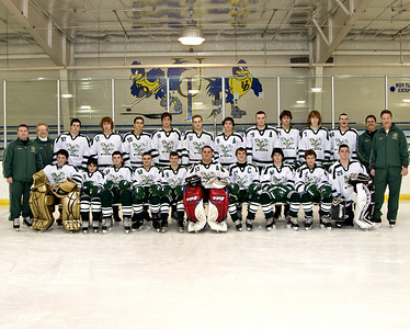 St. Mark's hockey team  2011