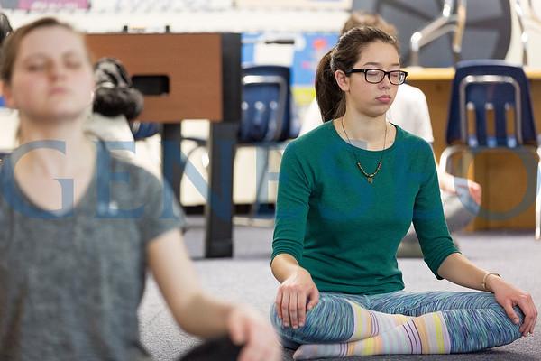 Niagara Hall LLC: Yoga Event (Photos by Annalee Bainnson)