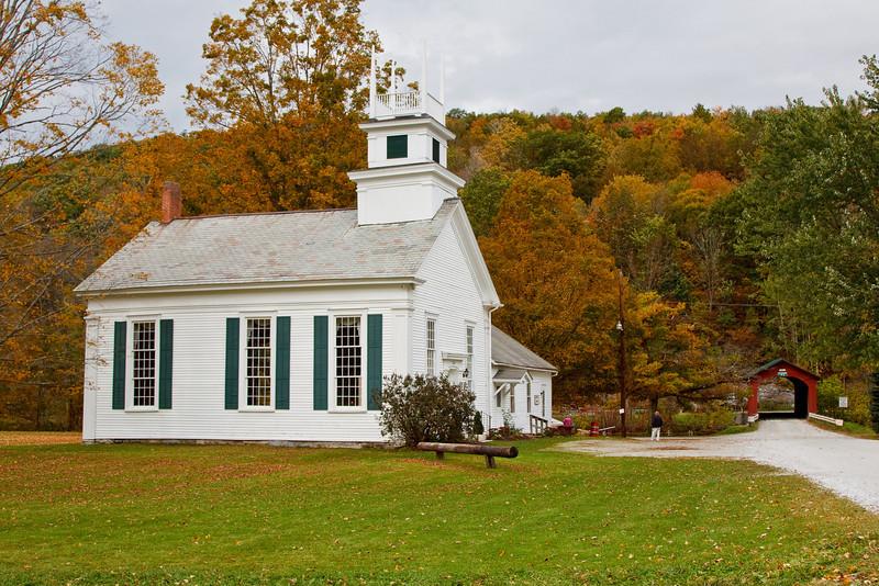 Church at the Green, near Arlington