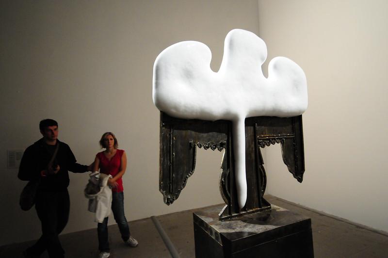 Elena Elagina & Igor Makarevich Life in the Snow / Common Cause. 2009