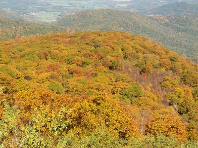 Virginia Mountains, October 2015