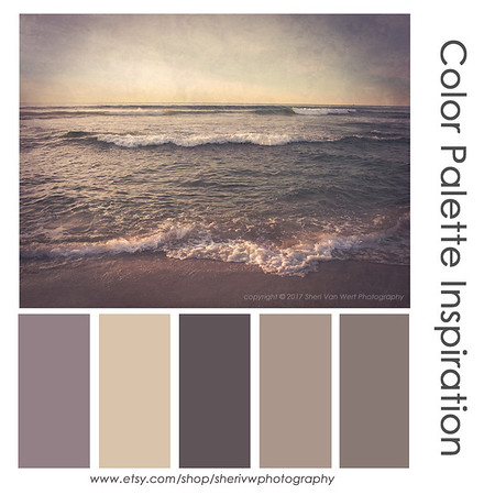 Color Palette - The Dreamtime Sea