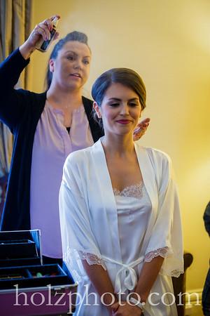 Alexandra & Drew Color Wedding Photos