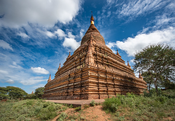 Myanmar: Bagan Archaeological Zone and Monuments
