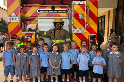 PreK4 Community Helpers and Nitro