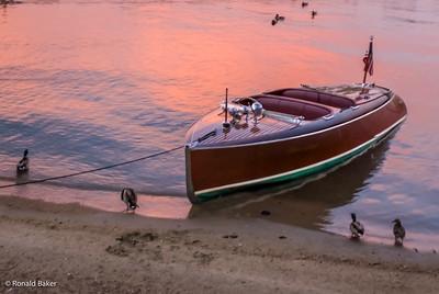 2007-06 Cabin-Wood Boats 365-2