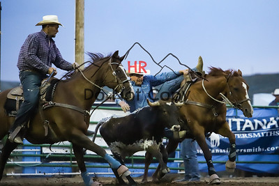 2020 McCone County Rodeo- Circle
