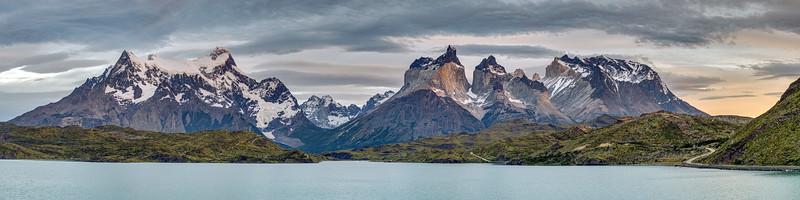 Torres Del Paine Ultrawide
