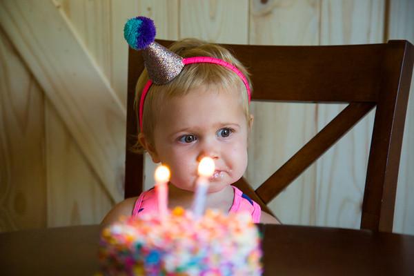 Piper's 2nd Birthday