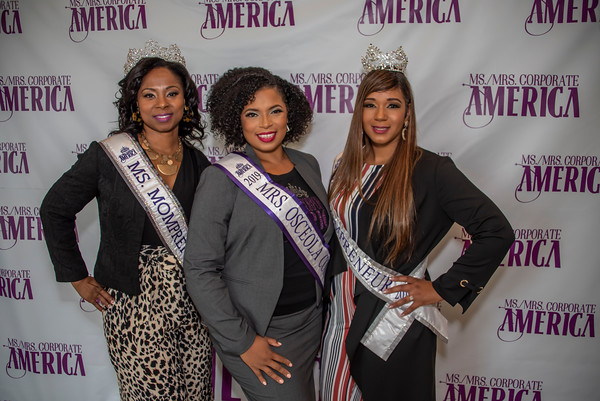 All  MS Corporate America Pageant