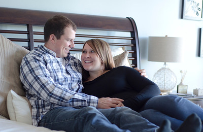 Jessica & Kevin: Maternity
