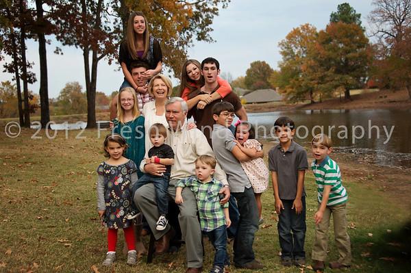 Oxford Family - Thanksgiving