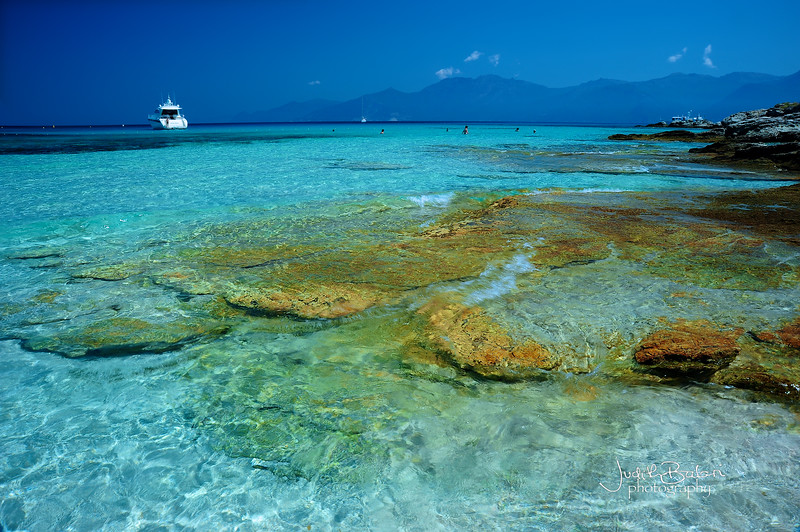 Lodu Beach, Corsica, france