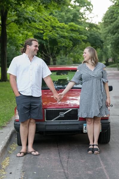 Britta and Dan 2019