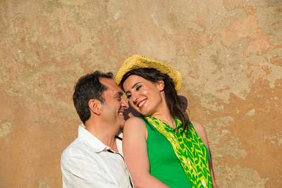 Roshanak & Reza 's Engagement Photoshoot