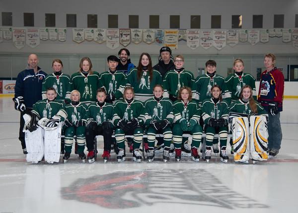 Tuesday 11-14 Patrick's Team