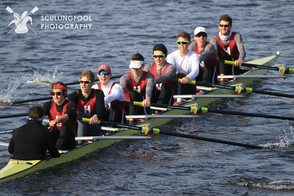 Harvard, Columbia, Georgetown, Lightweight Men